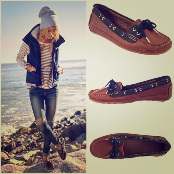 Sebago Shoes   Sebago Bala Boat Shoes